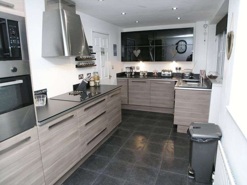3 Bedrooms Semi Detached House for sale in AMBLECOTE, Bittern Walk