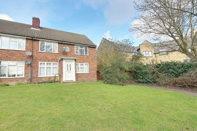 2 Bedrooms Flat for sale in Elms Lane, Wembley