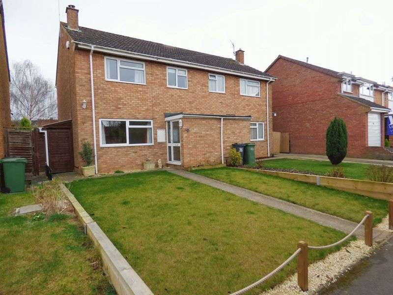 3 Bedrooms Semi Detached House for sale in Albany, Stonehouse