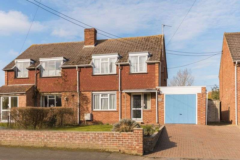 3 Bedrooms Semi Detached House for sale in West Hanney