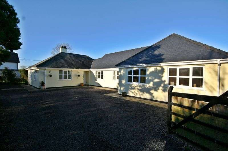 4 Bedrooms Detached Bungalow for sale in Brynsiencyn, Anglesey. For Sale By Auction 6th April 2017 Subject to Auction Terms & Conditions