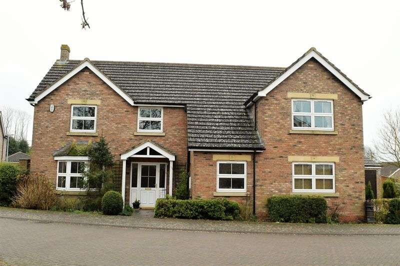 5 Bedrooms Detached House for sale in Hurds Farm, Worlaby