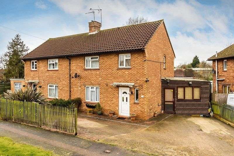 3 Bedrooms Semi Detached House for sale in Wolfs Wood, OXTED, Surrey