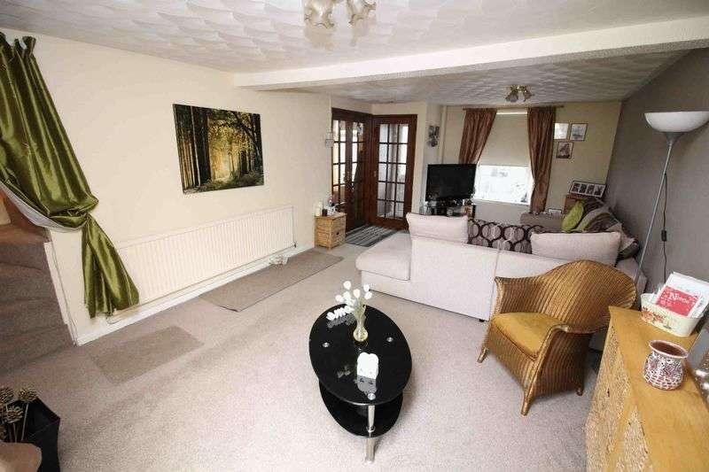 3 Bedrooms Terraced House for sale in Ebenezer Street, Rhydyfelin, Pontypridd CF37 5PB