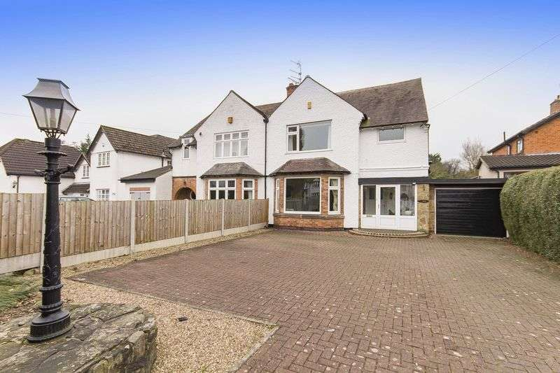 4 Bedrooms Semi Detached House for sale in DUFFIELD ROAD, DERBY