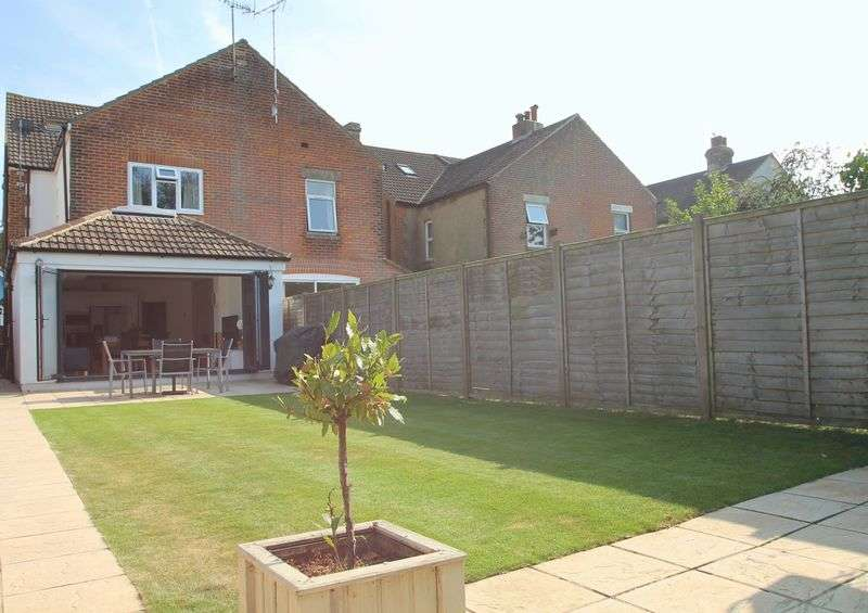 4 Bedrooms Semi Detached House for sale in Station Road, Lyminge - Viewings from 27th February - NO CHAIN