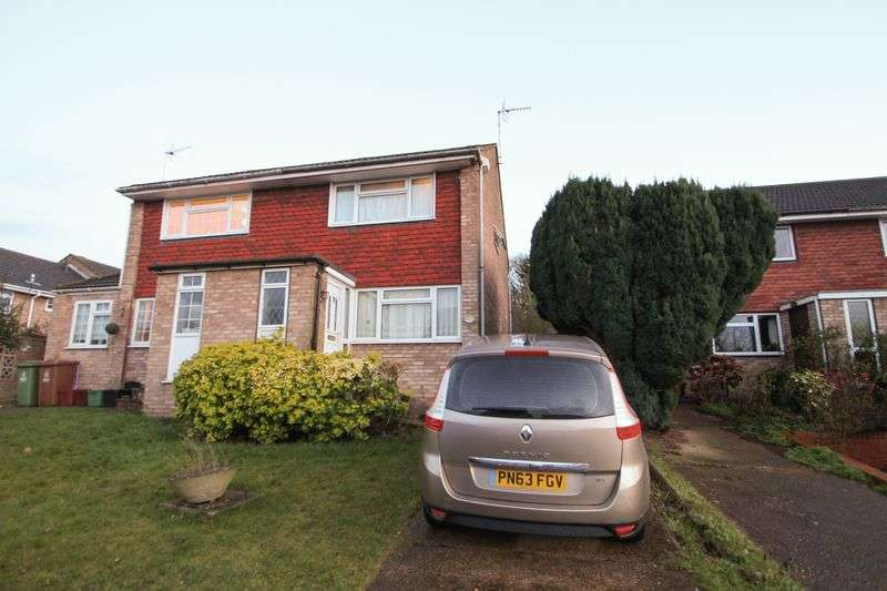 2 Bedrooms Semi Detached House for sale in Wordsworth Road, Welling
