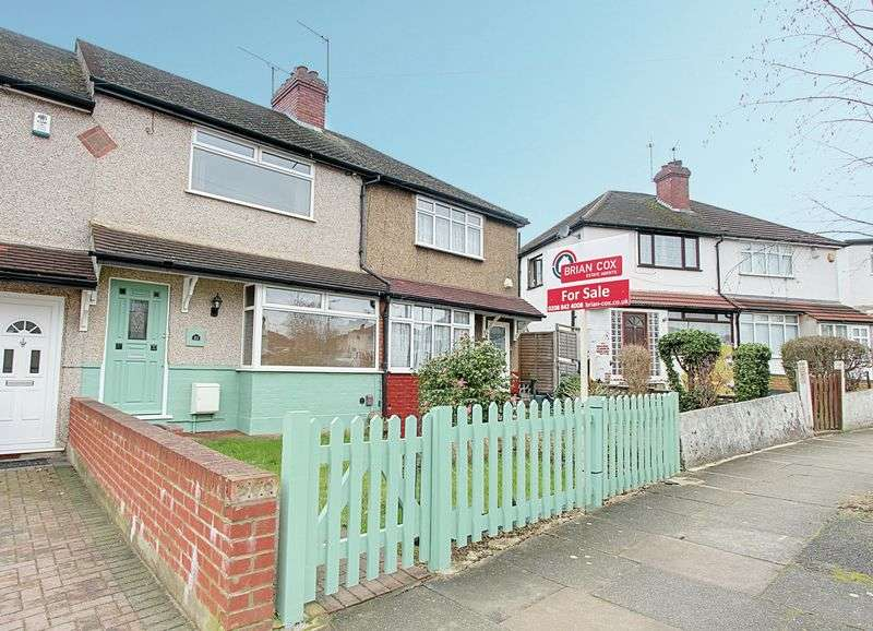 2 Bedrooms Terraced House for sale in Mildred Avenue, Northolt