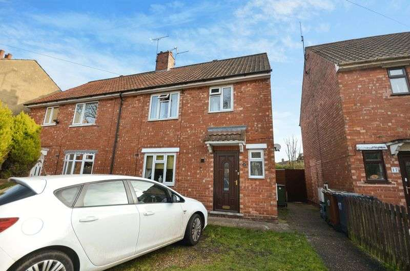 3 Bedrooms Semi Detached House for sale in 15 Beech Street, Lincoln, LN5 8QY