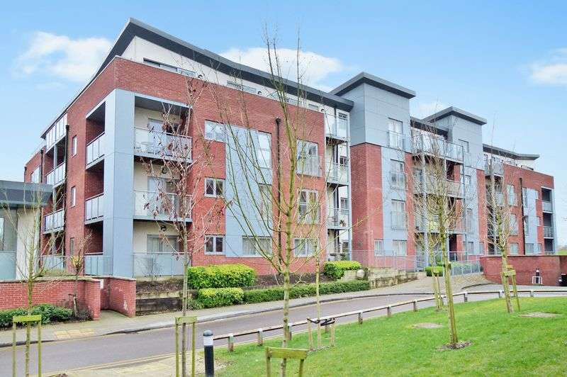 1 Bedroom Flat for sale in Charrington Place, St Albans