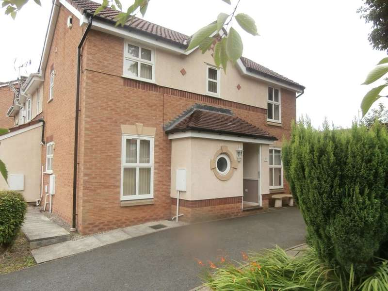 3 Bedrooms Property for sale in Harvard Grove, Salford, M6