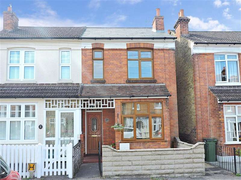 3 Bedrooms Semi Detached House for sale in Southwood Road, Rusthall, Tunbridge Wells, Kent