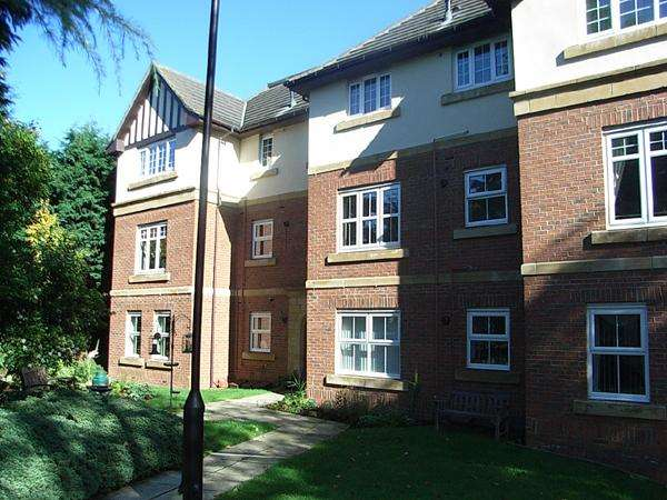 3 Bedrooms Ground Flat for sale in Corby Lodge, Junction Road, Norton, Stockton on Tees TS20