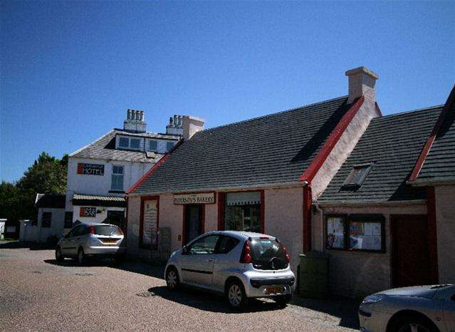 2 Bedrooms House for sale in Patersons Bakery, Shop, Bunkhouse Plot, Airds, Carradale, PA28 6RY