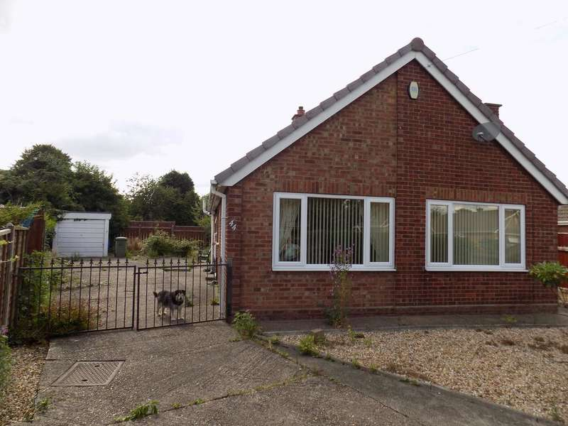 3 Bedrooms Detached Bungalow for sale in Sonja Crest, Immingham DN40