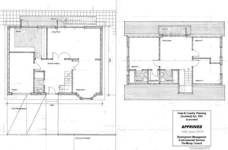 Plot Commercial for sale in House Site at Nelson Terrace, Keith AB55 5EE
