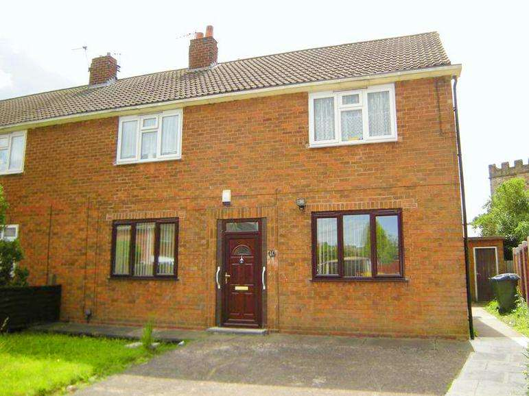 2 Bedrooms Flat for sale in Tipton, West Midlands, Tipton DY4
