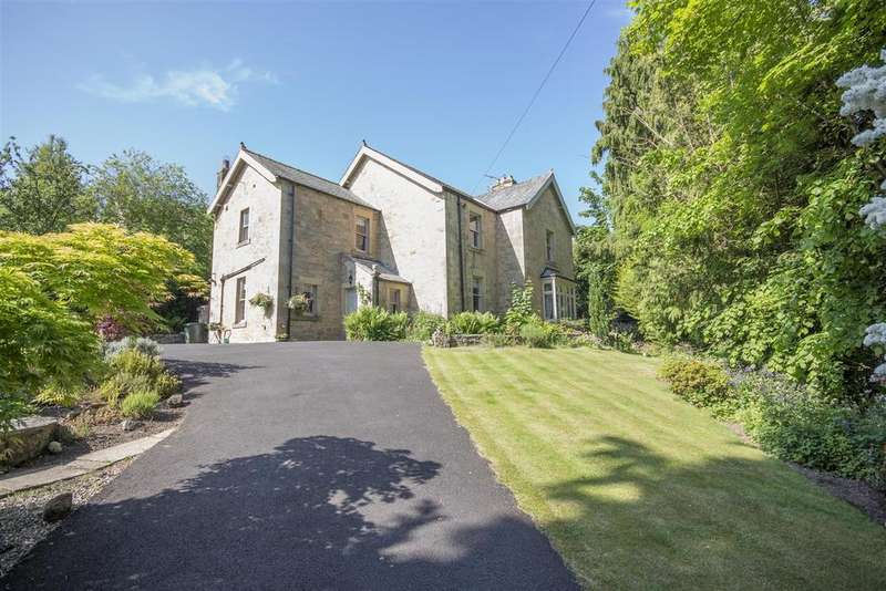5 Bedrooms Detached House for sale in Highford Lane, Hexham, Northumberland NE46