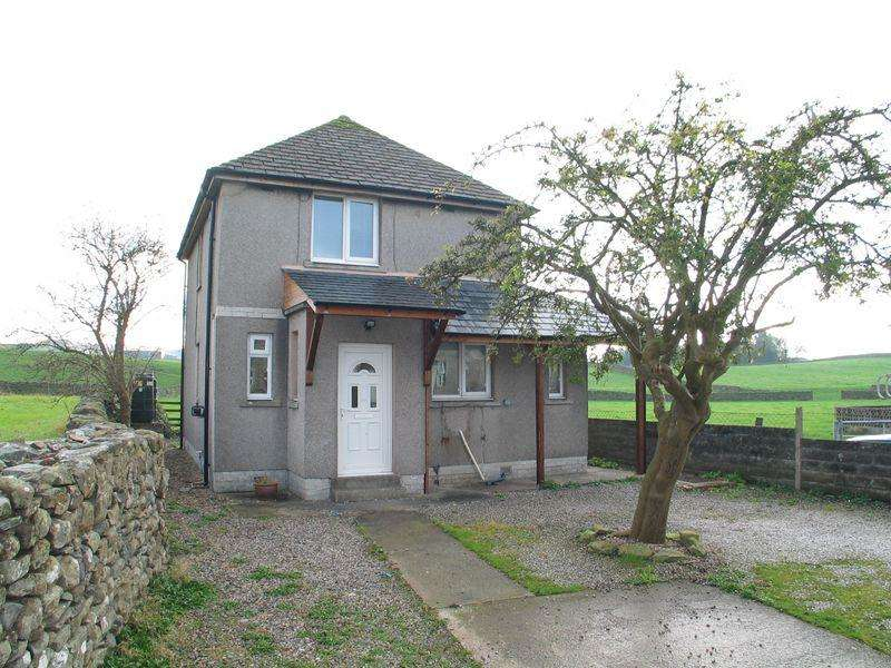 3 Bedrooms Detached House for sale in Bentham Road, Ingleton, Nr Carnforth, Lancs LA6