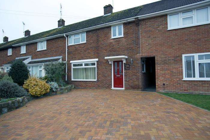 3 Bedrooms Terraced House for sale in CRIPSEY AVENUE, ONGAR CM5