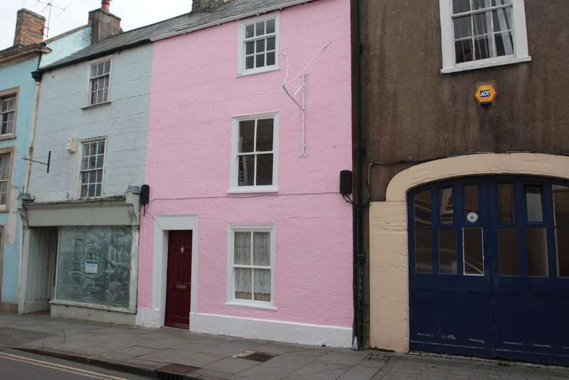 2 Bedrooms Cottage House for sale in SHEPTON MALLET