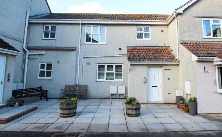 1 Bedroom Apartment Flat for sale in Chalice Mews, Bridgwater TA6