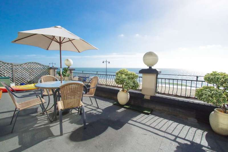 3 Bedrooms Ground Flat for sale in Beachfront Apartments, High Street, Sandown po36