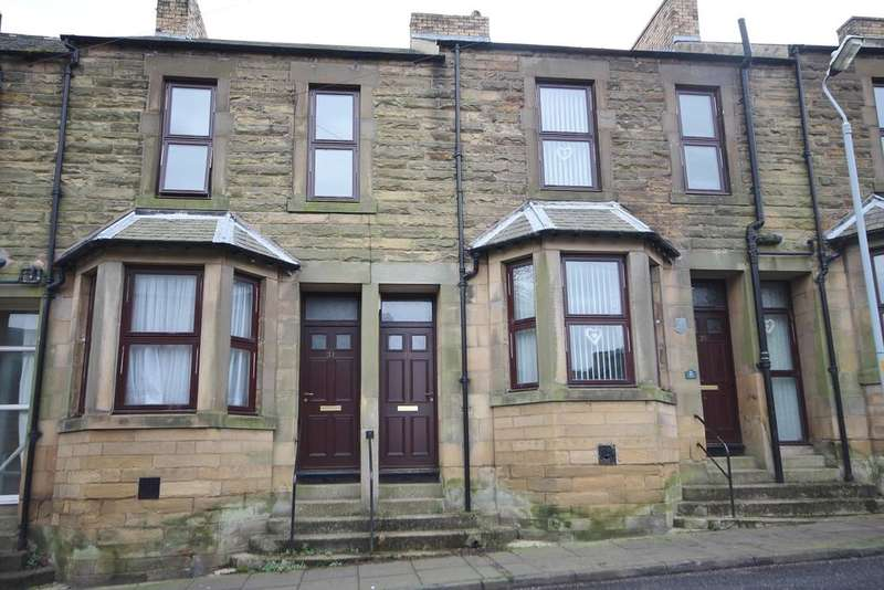 1 Bedroom Flat for sale in Lisburn Street, Alnwick, Northumberland NE66