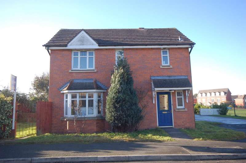 3 Bedrooms Detached House for sale in Devoke Road, Woodhouse Park, Manchester M22