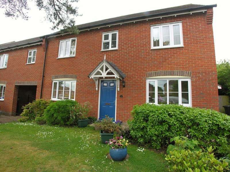 4 Bedrooms Detached House for sale in Cox's Gardens, Bishop's Stortford