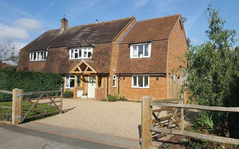 5 Bedrooms Semi Detached House for sale in West Horsley