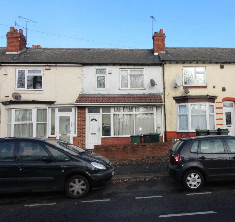 3 Bedrooms Terraced House for sale in Birmingham Road, Oldbury B69
