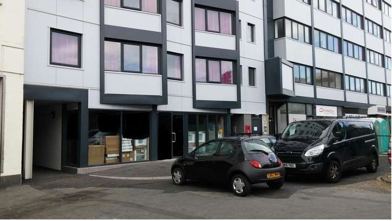 Land Commercial for sale in Christchurch Road, Bournemouth, BH1