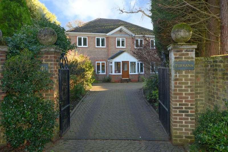 5 Bedrooms House for sale in Rosslyn Park, Weybridge KT13