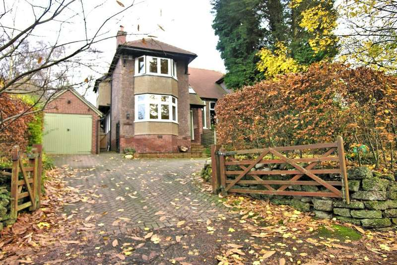 3 Bedrooms Semi Detached House for sale in OLD ACRE LANE, BROCTON, STAFFORD ST17