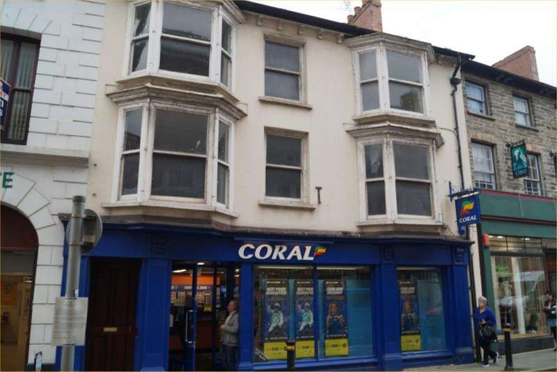 4 Bedrooms Flat for sale in Upper Floors yard, Cardigan SA43