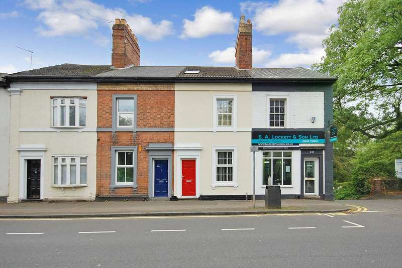 2 Bedrooms Terraced House for sale in Tettenhall Road, Newbridge, WOLVERHAMPTON WV6