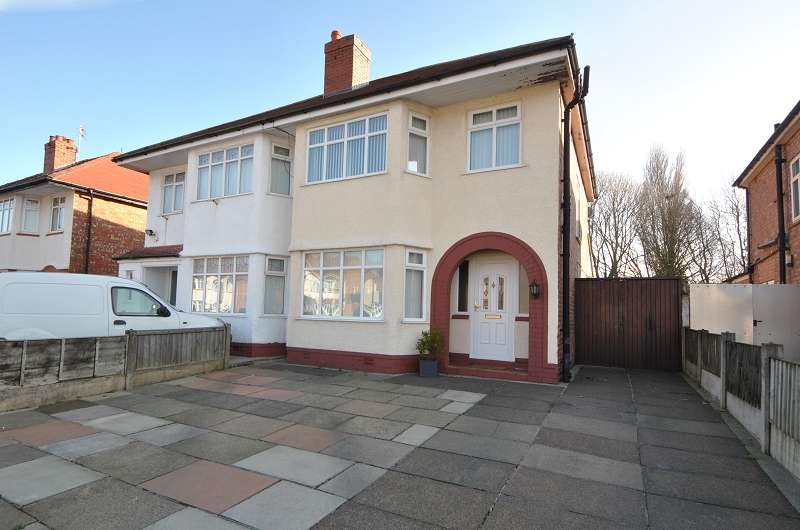 3 Bedrooms Semi Detached House for sale in Balmoral Drive, Churchtown, Southport, PR9
