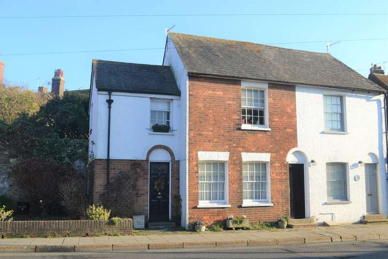2 Bedrooms Semi Detached House for sale in Wish Ward, Rye TN31