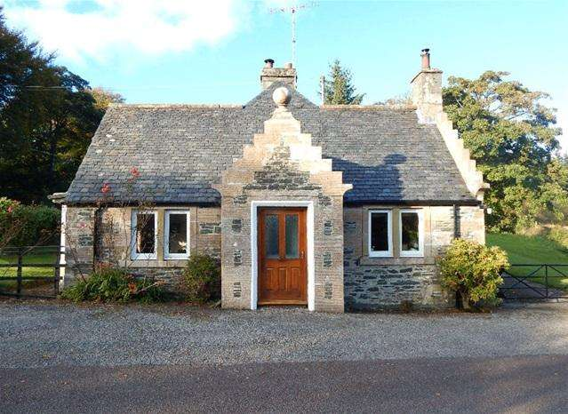 3 Bedrooms Detached House for sale in West Lodge, Stonefield, by Tarbert, PA29 6YJ