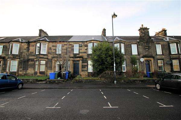 2 Bedrooms Flat for sale in Wallace Street, Stirling
