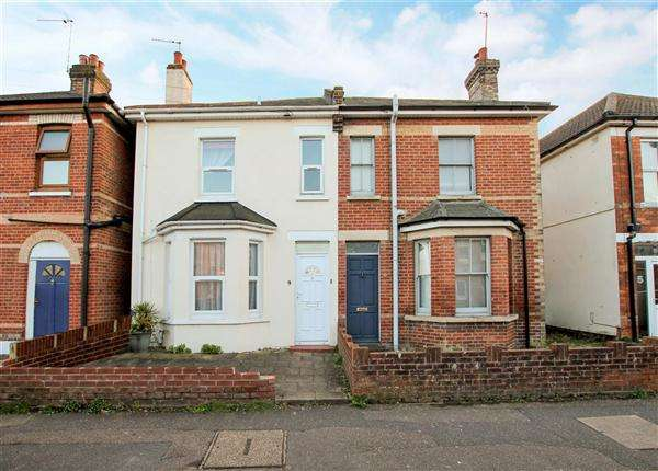 3 Bedrooms Semi Detached House for sale in Cardigan Road, Bournemouth