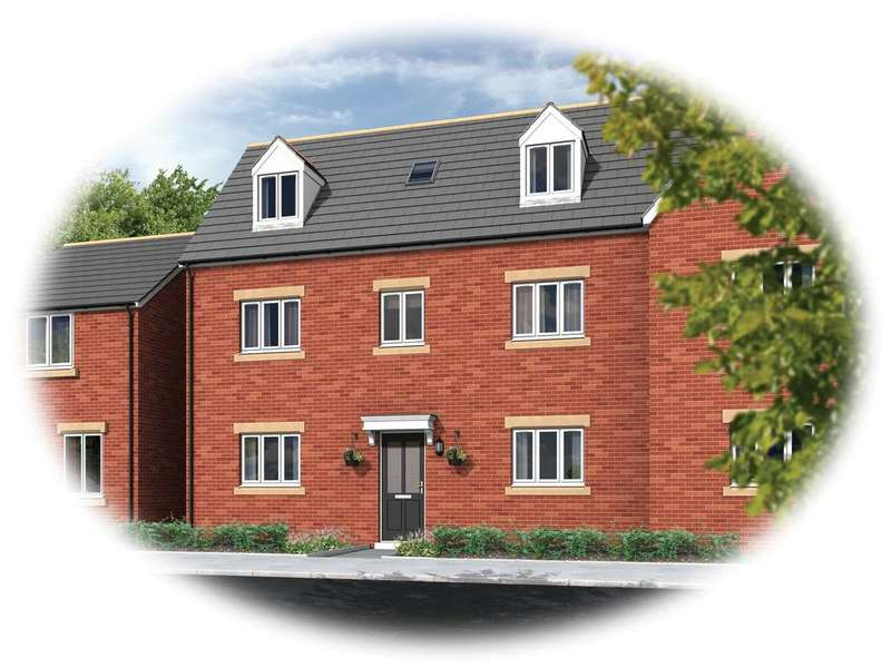 4 Bedrooms Semi Detached House for sale in Hunters Green, Wellington TA21