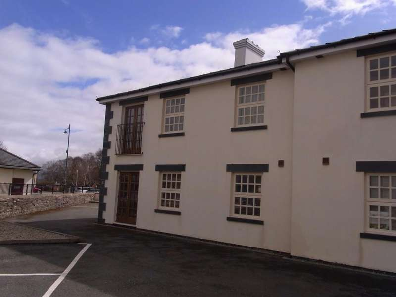 2 Bedrooms Ground Flat for sale in The Oakleys, Porthmadog LL49