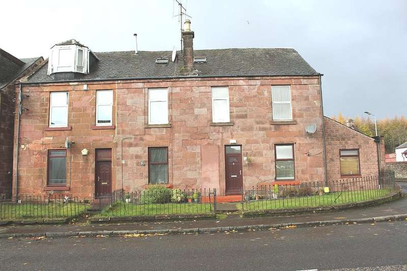 1 Bedroom Flat for sale in MAIN STREET, RENTON, DUMBARTON G82