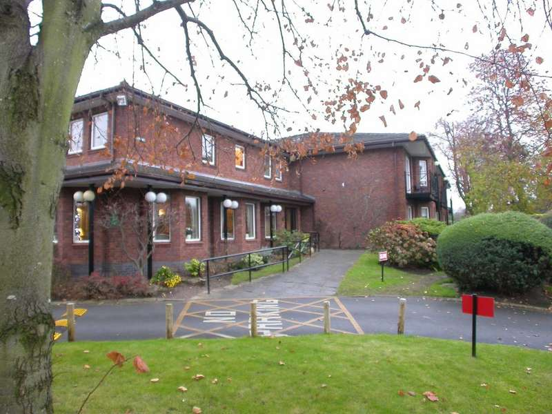 1 Bedroom Retirement Property for sale in CHEADLE (WHITEGATES, WILMSLOW ROAD)