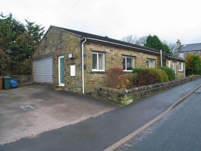 5 Bedrooms Detached Bungalow for sale in Main Street, Ingleton, Carnforth, Lancs LA6
