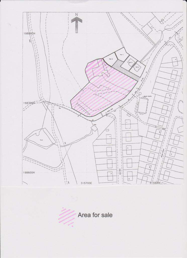 Plot Commercial for sale in Britannia, Angel Lane, Aberbargoed CF81