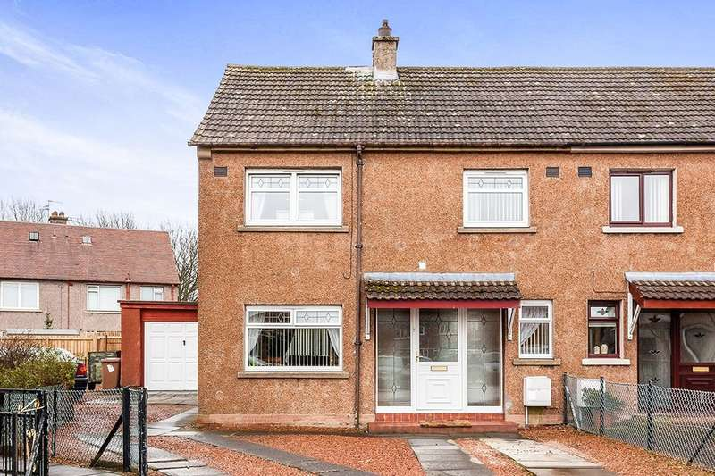 3 Bedrooms Semi Detached House for sale in Swan Place, Grangemouth, FK3