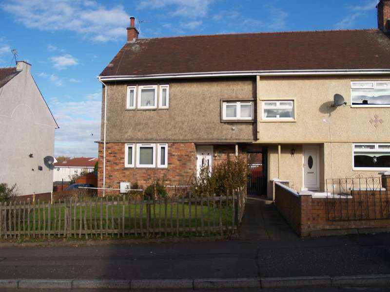 3 Bedrooms End Of Terrace House for sale in Sharp Avenue, Coatbridge ML5